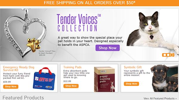 ASPCA Online Store