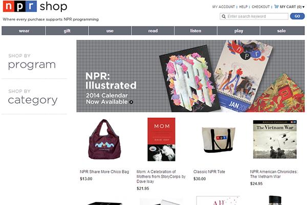 NPR Store