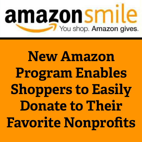 New Amazon Program Enables Shoppers to Easily Donate to Their Favorite Nonprofits
