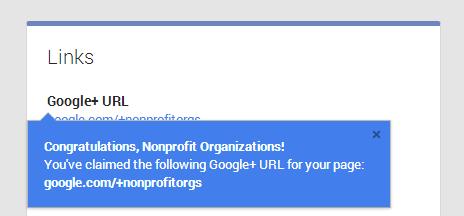 Google Plus URL 2
