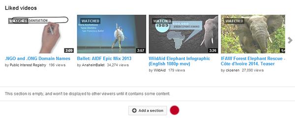 YouTube Nonprofits Three