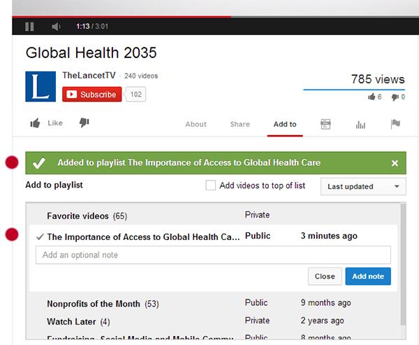 YouTube Nonprofits Two