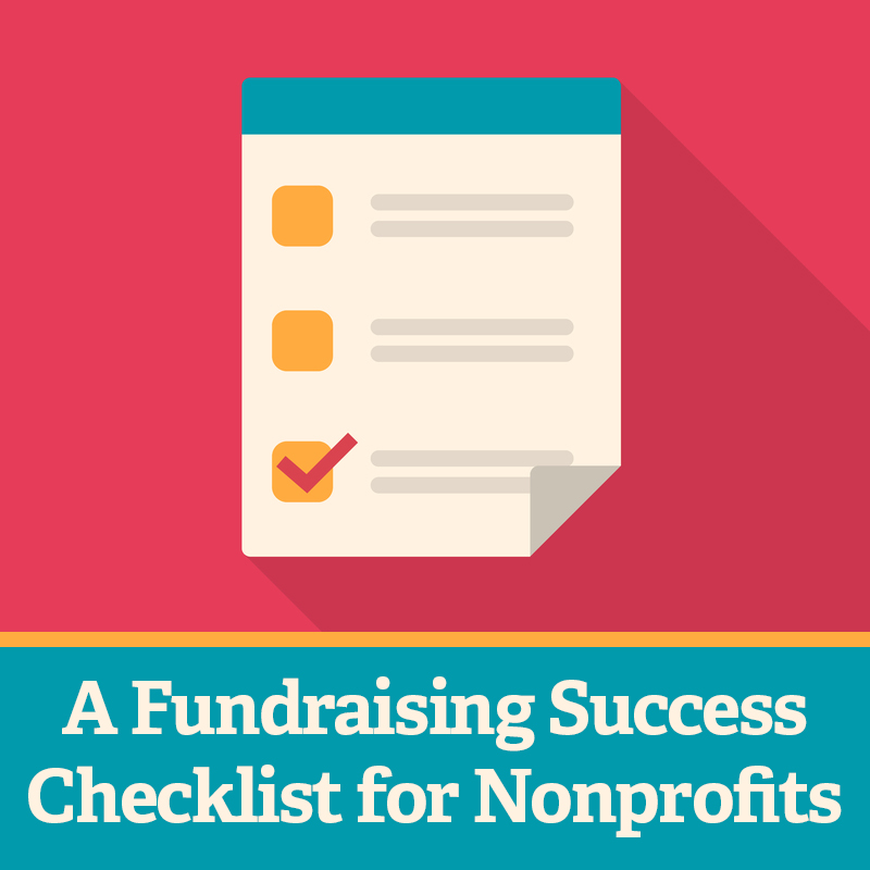 A Fundraising Success Checklist for Nonprofits