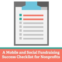 mobile and social fundraising checklist