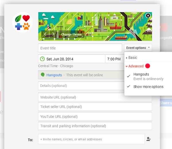 Google+ Events 2
