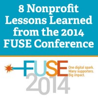 Nonprofit Lessons Learned FUSE Facebook