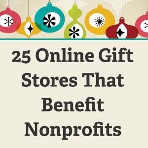 Online Gift Stores Nonprofit Facebook