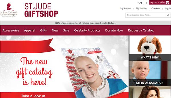 St Jude Shop