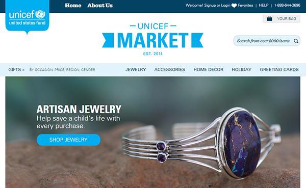 UNICEF Market