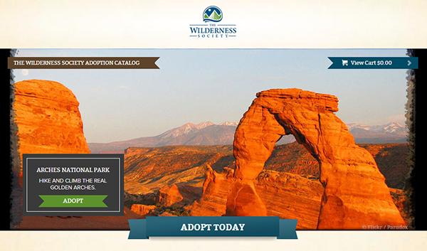 wilderness society catalog