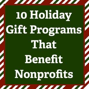 Gift Programs Facebook