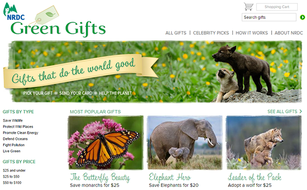 NRDC Gifts