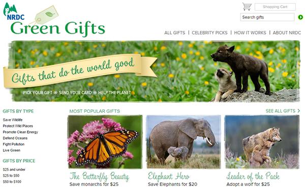 NRDC Gifts
