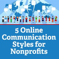 online communication styles facebook