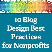 Blog Design Best Practices for Nonprofits Facebook