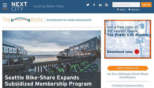 Next City Blog