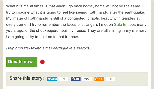 Oxfam Blog