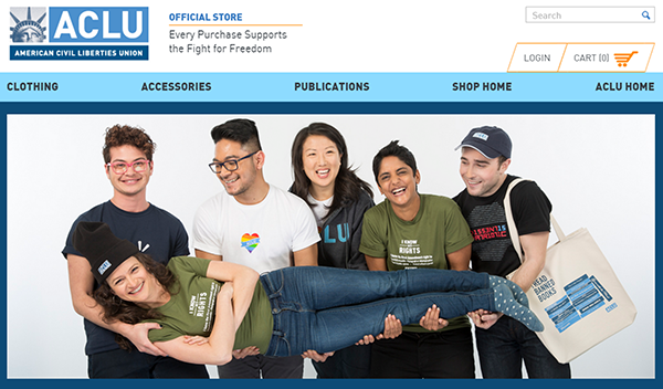 ACLU Store