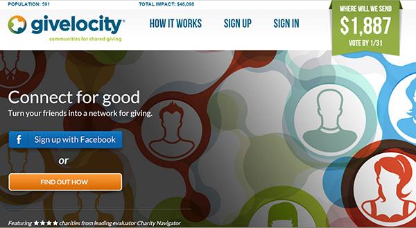 Givelocity