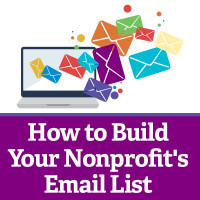 How to Build Your Nonprofit's Email List Square