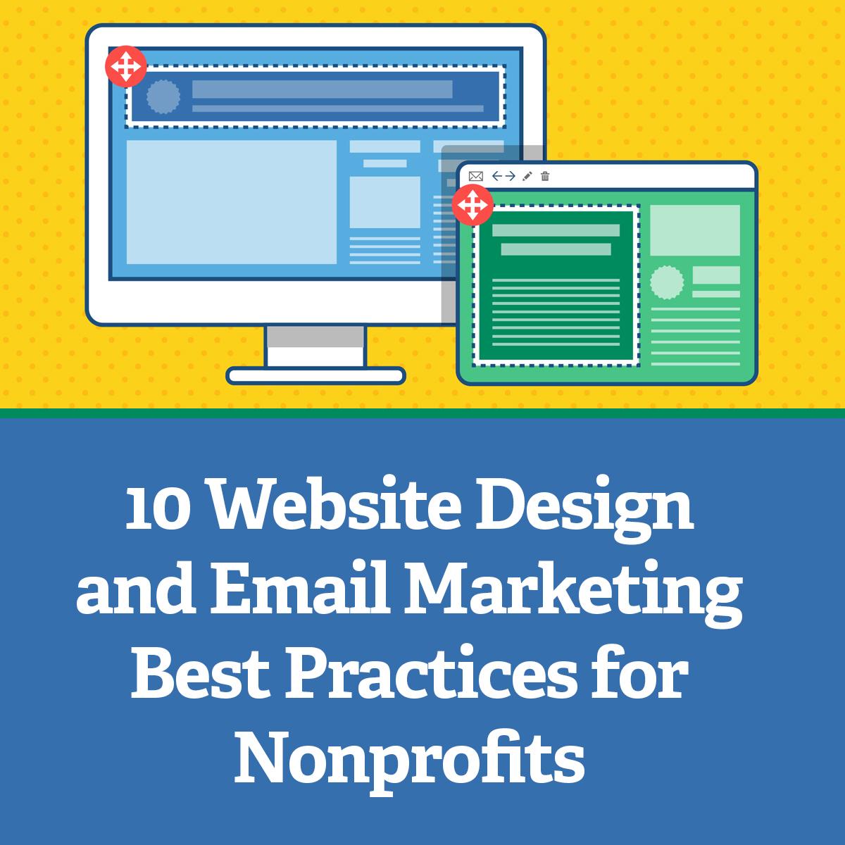 Megamad Website Design Marketing: 10 Website Design And Email Marketing Best Practices For