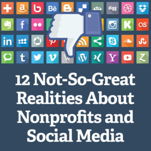 downside-of-social-media-for-nonprofit-facebook
